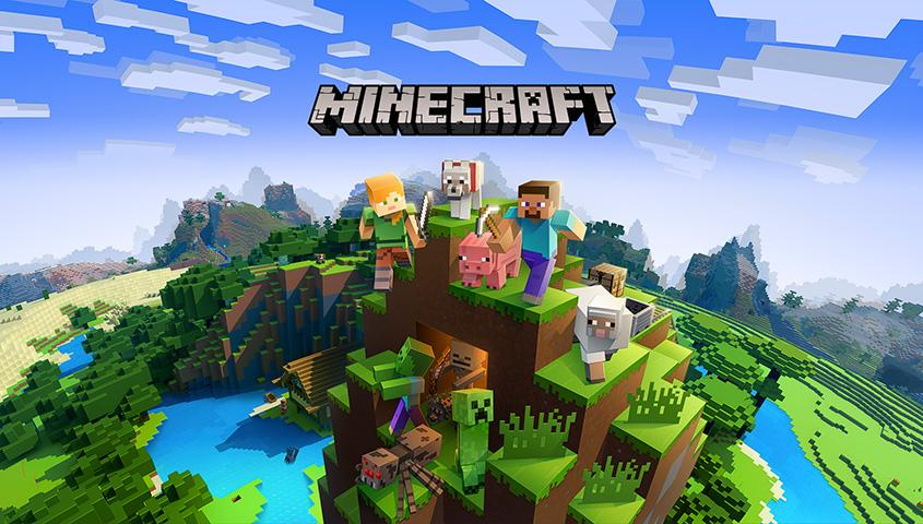 minecraft nintendo switch eshop