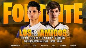 Trio Fortnite Championship Series: ci sarà anche team Samsung Morning Stars
