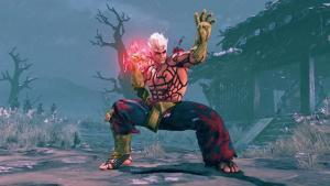 Street Fighter V, arriva il costume di Asura's Wrath