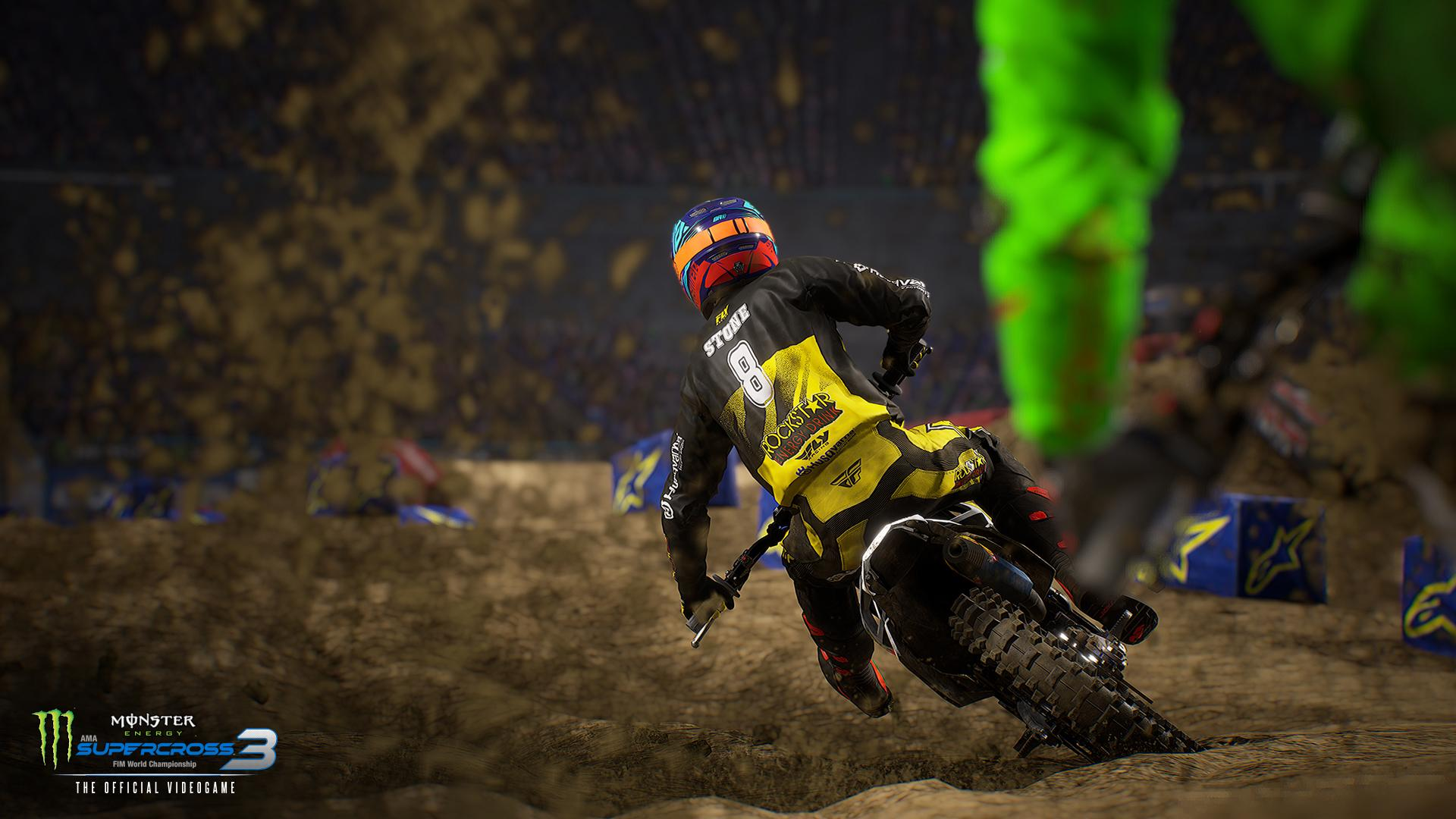Annunciato Monster Energy Supercross – The Official Videogame 3