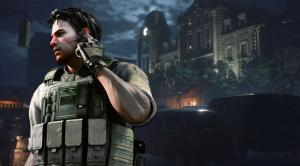 resident evil 2 chris redfield