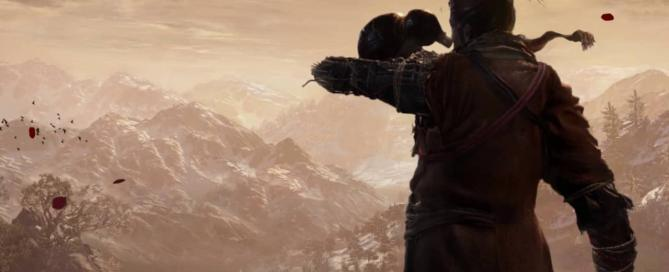 Sekiro: Shadows Die Twice - La storia
