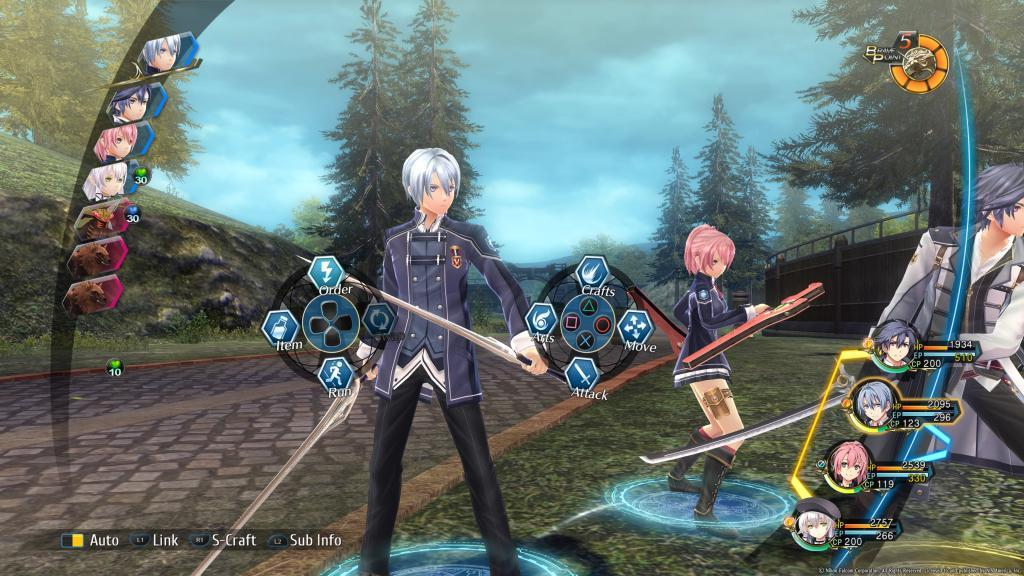 The Legend of Heroes Trails of Cold Steel III – Recensione