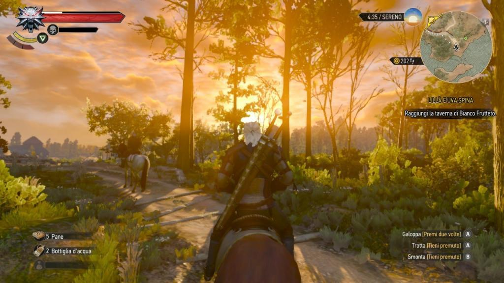 The Witcher 3: Wild Hunt, patch in arrivo su Nintendo Switch