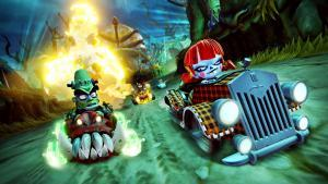 Crash Team Racing: Nitro-Fueled - Spooky Grand Prix