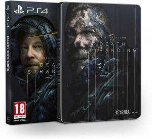 La Special Edition di Death Stranding di nuovo disponibile su Amazon