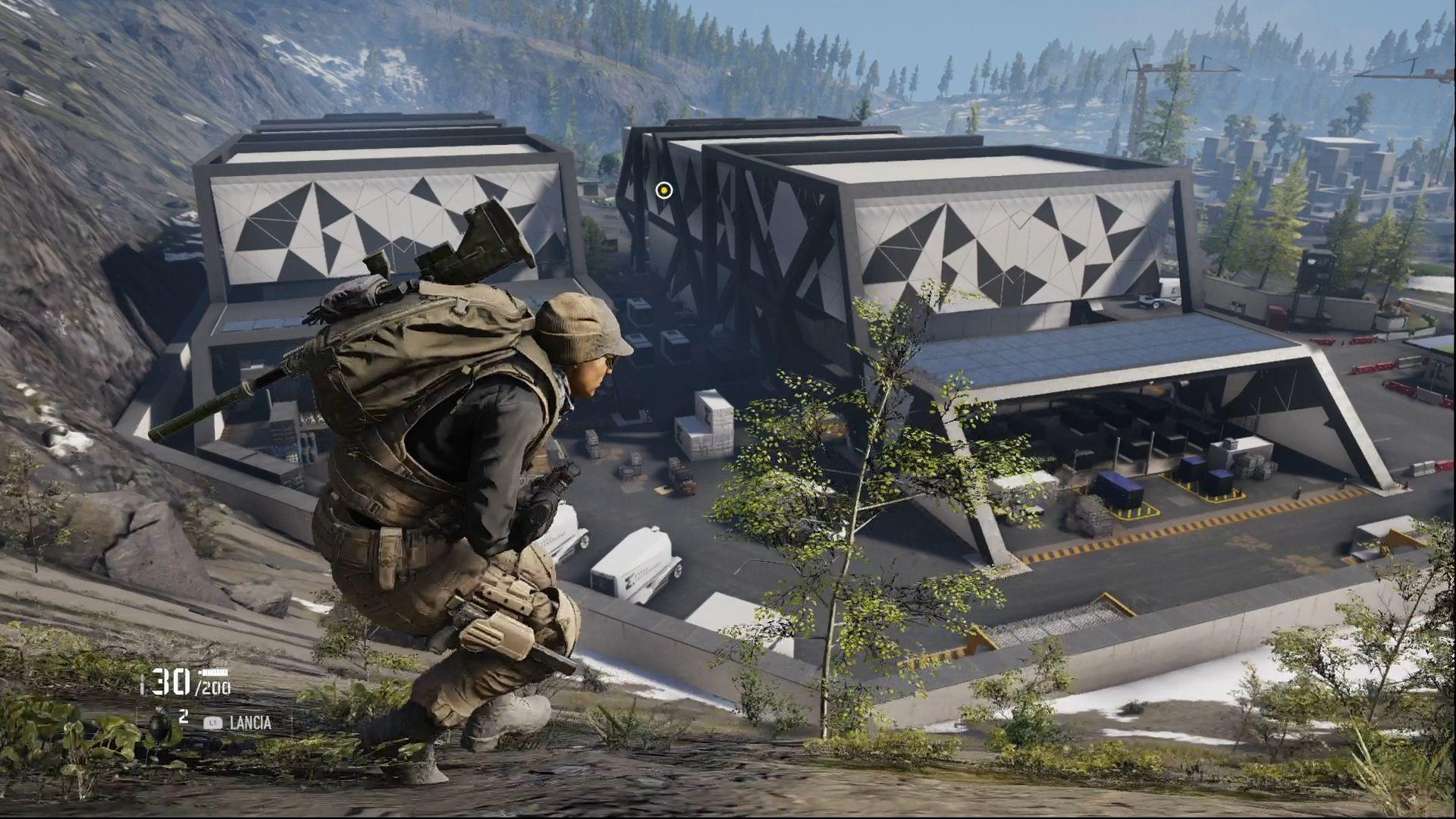ghsot recon breakpoint recensione
