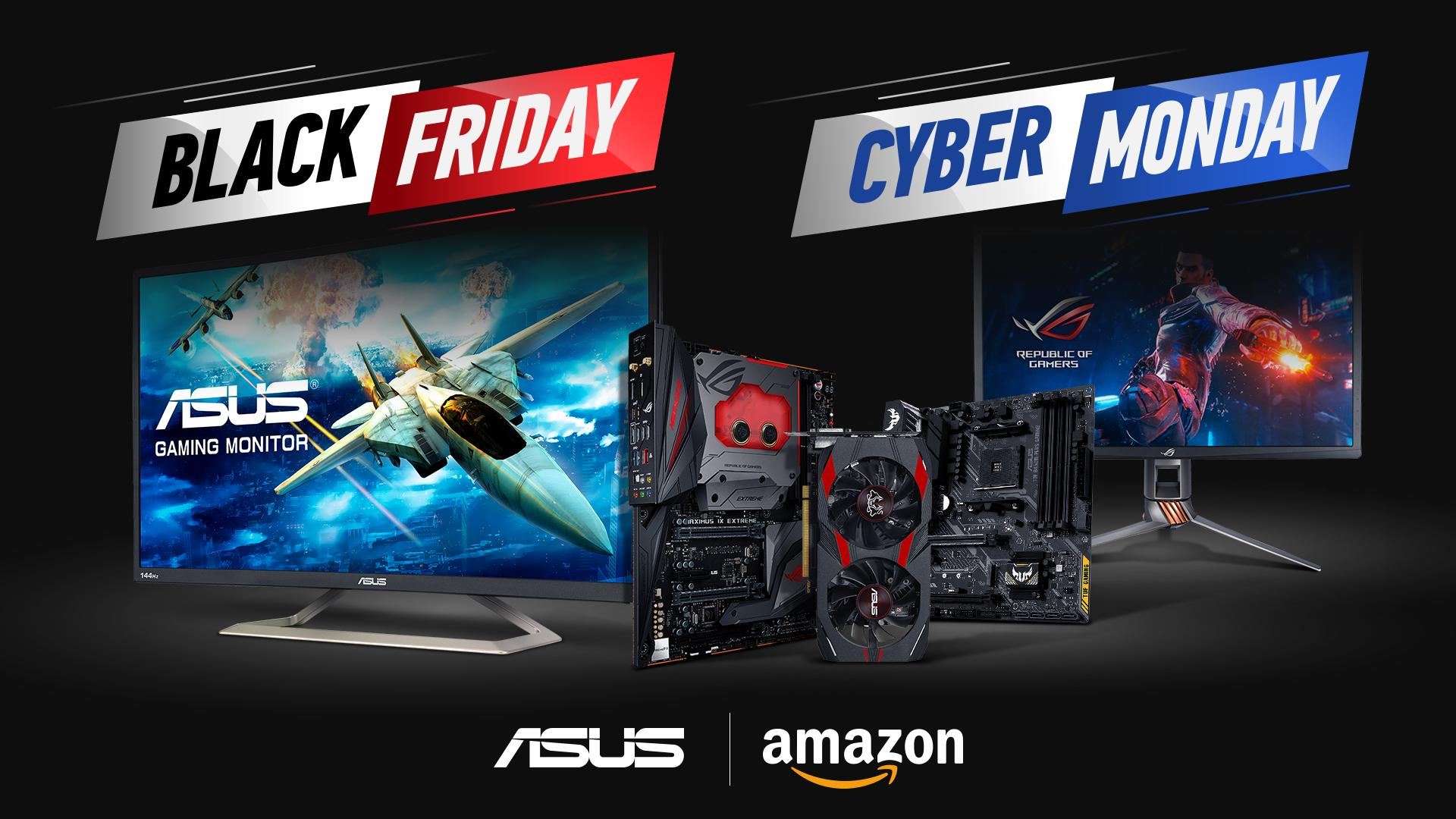 asus black friday cyber monday