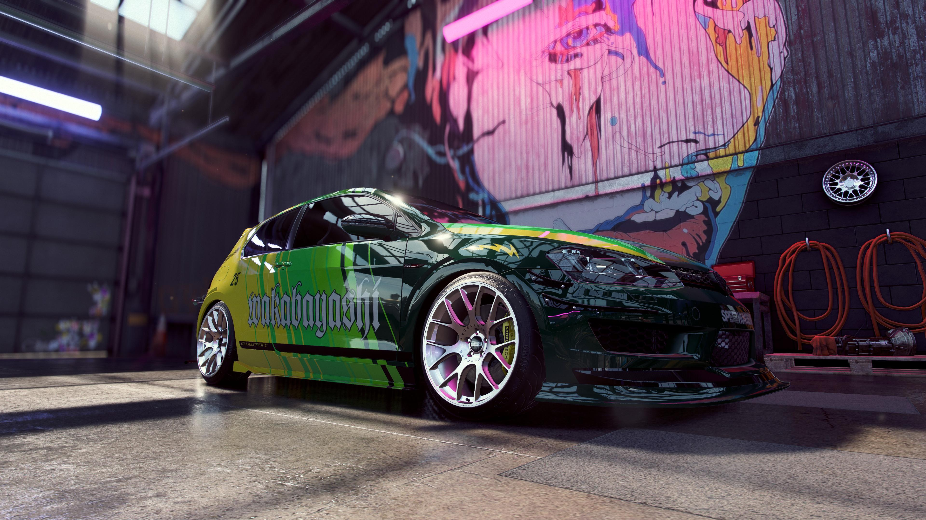 Need For Speed Heat torna a mostrarsi con nuove immagini in 4K