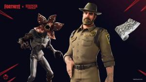 Fortnite x Stranger Things, tornano le skin a tema