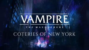 Un trailer di lancio per Vampire The Masquerade – Coteries of New York
