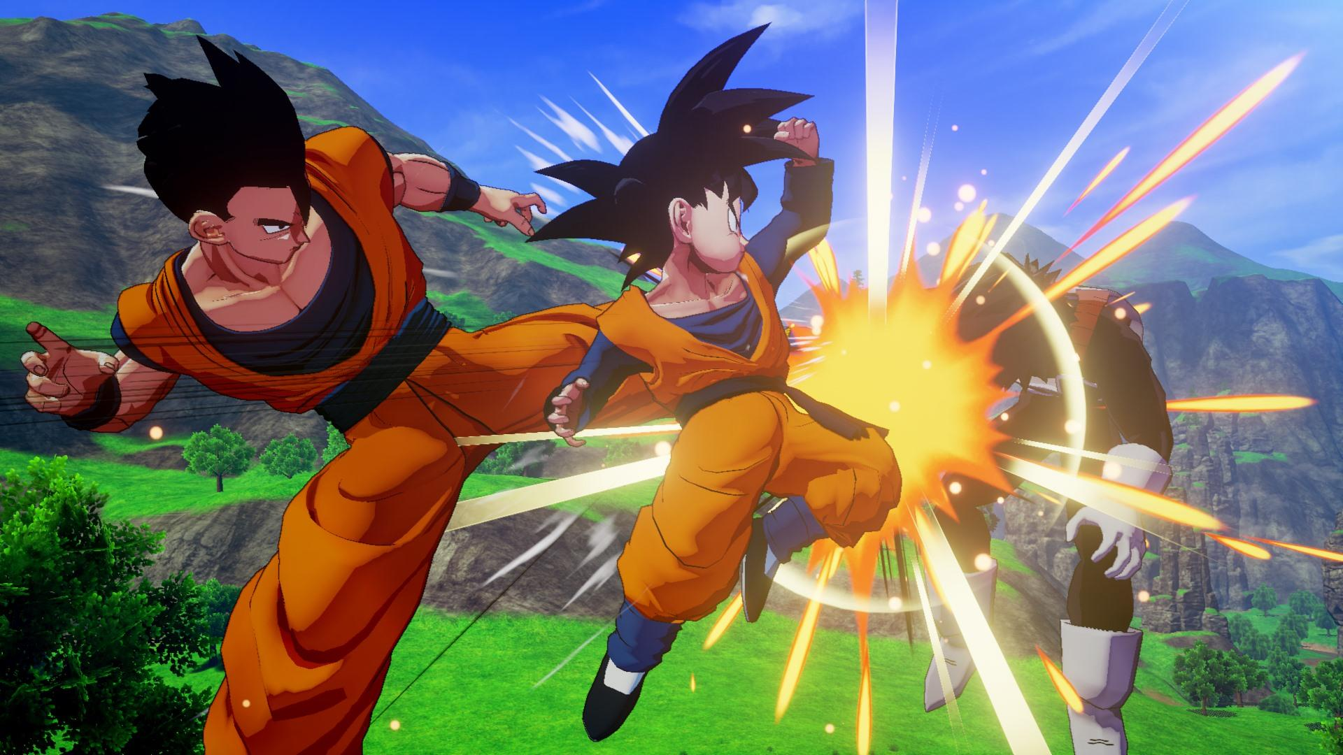 Dragon Ball Z Kakarot avrà due patch al day one