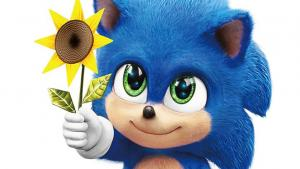 sonic the hedgehog il film baby