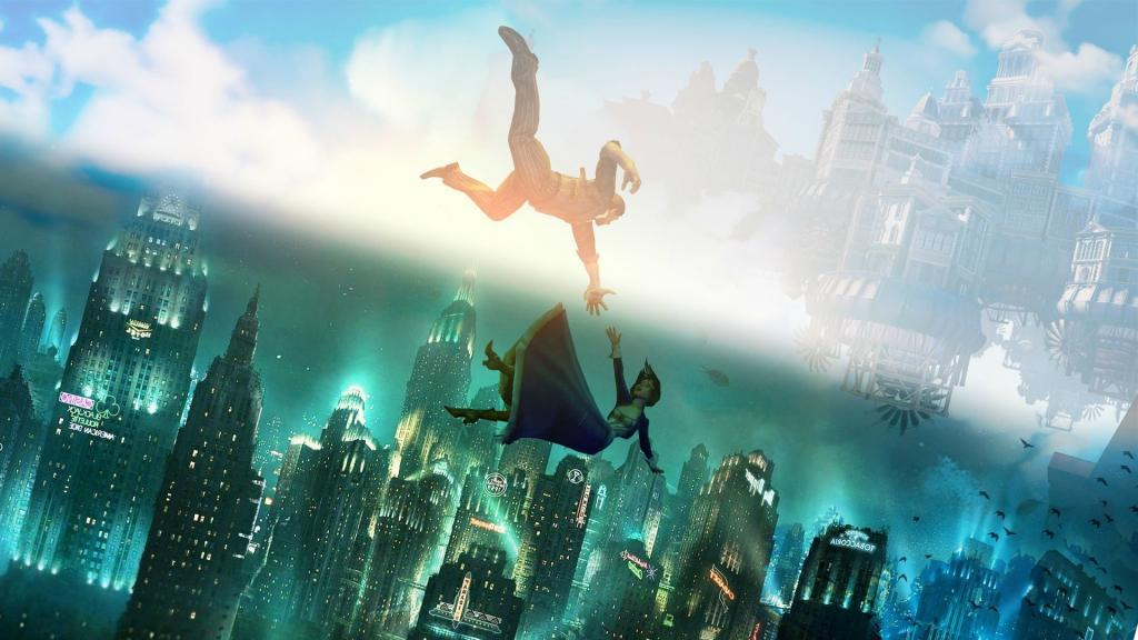 BioShock: The Collection includerà su cartuccia un download generoso