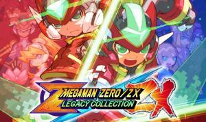 switch mega man zero/zx legacy collection
