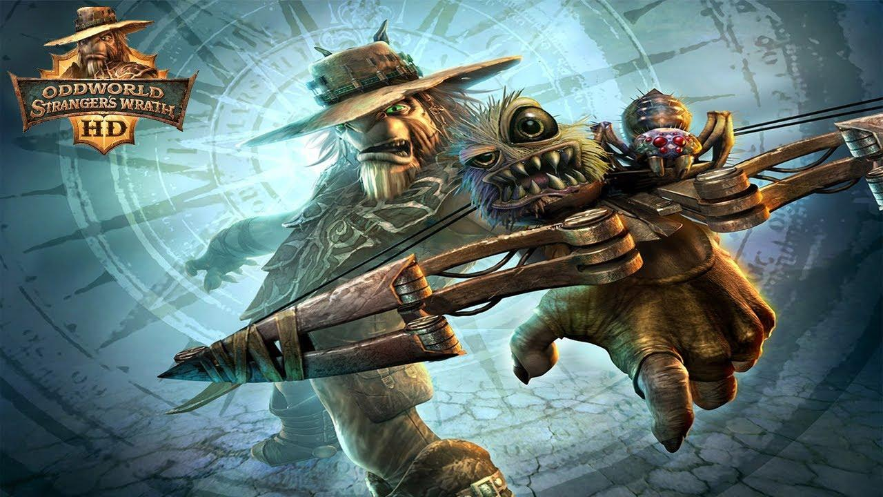 Oddworld: Stranger's Wrath HD in arrivo su Nintendo Switch