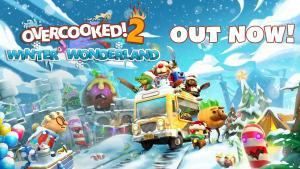 Overcooked 2 accoglie Winter Wonderland