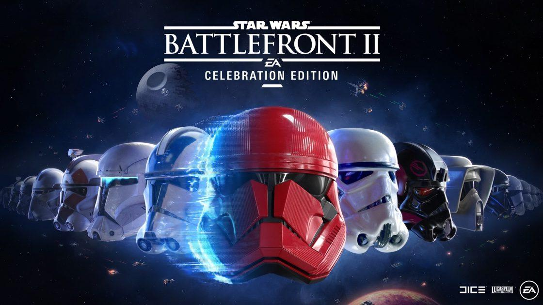 Star Wars Battlefront II: Celebration Edition annunciato, esce domani