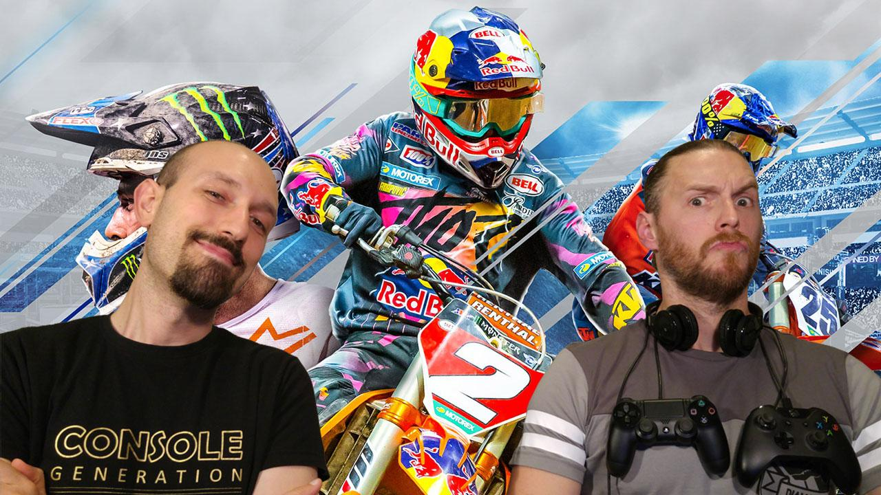 console generation monster energy supercross the official videogame 3