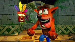 crash bandicoot playstation plus