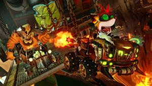 Crash Team Racing: Nitro-Fueled - Rustland Grand Prix - Speciale