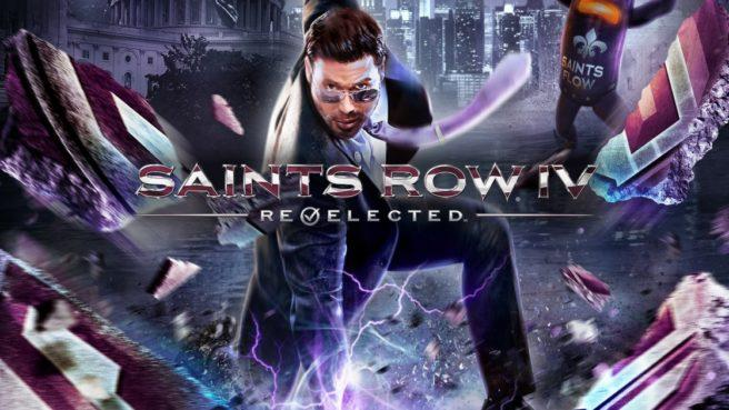 Saints Row IV: Re-Elected arriva su Nintendo Switch?