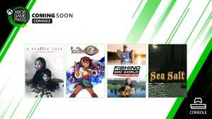 Xbox Game Pass per console: A Plague Tale, Indivisible in arrivo a gennaio
