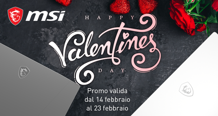 msi happy valentine's day