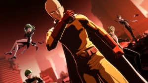 One Punch Man recensione