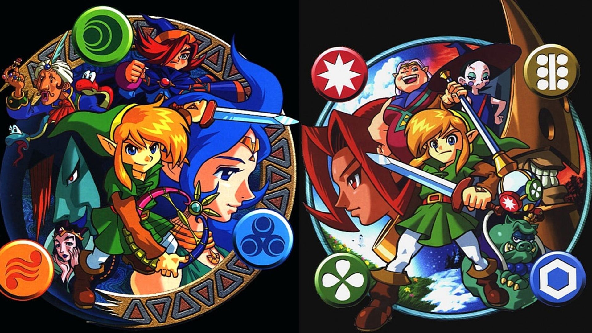 Zelda: Oracle of Ages e Oracle of Seasons compiono 19 anni - SpazioGames
