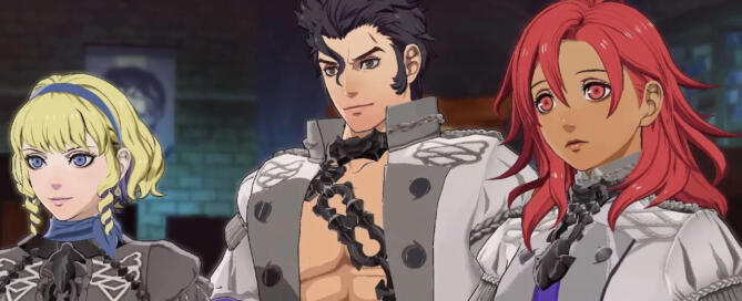 Fire Emblem Three Houses: Ombre Cineree - Recensione
