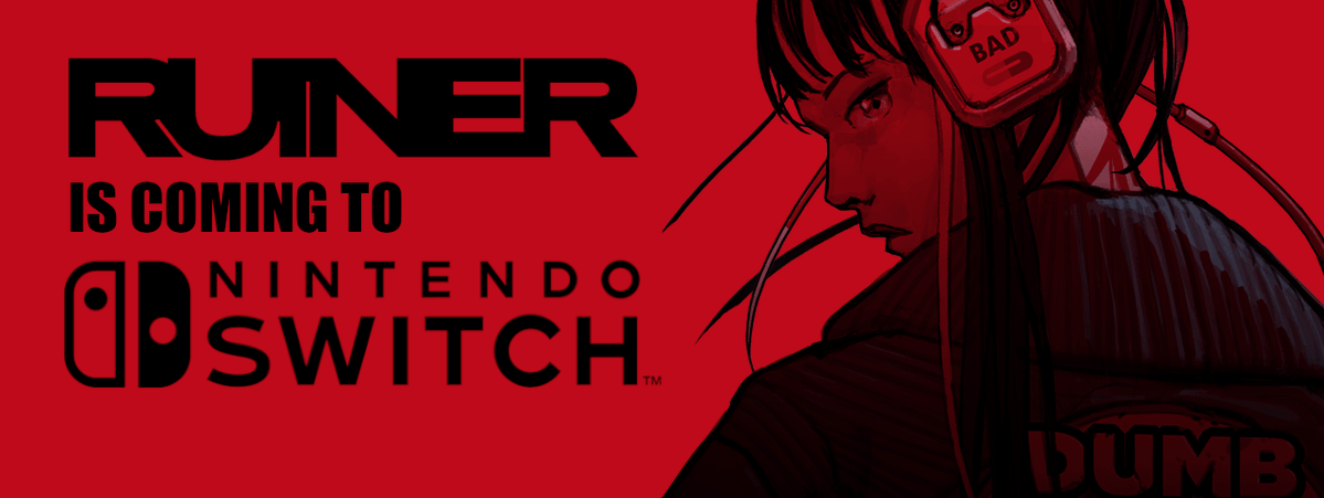 ruiner switch