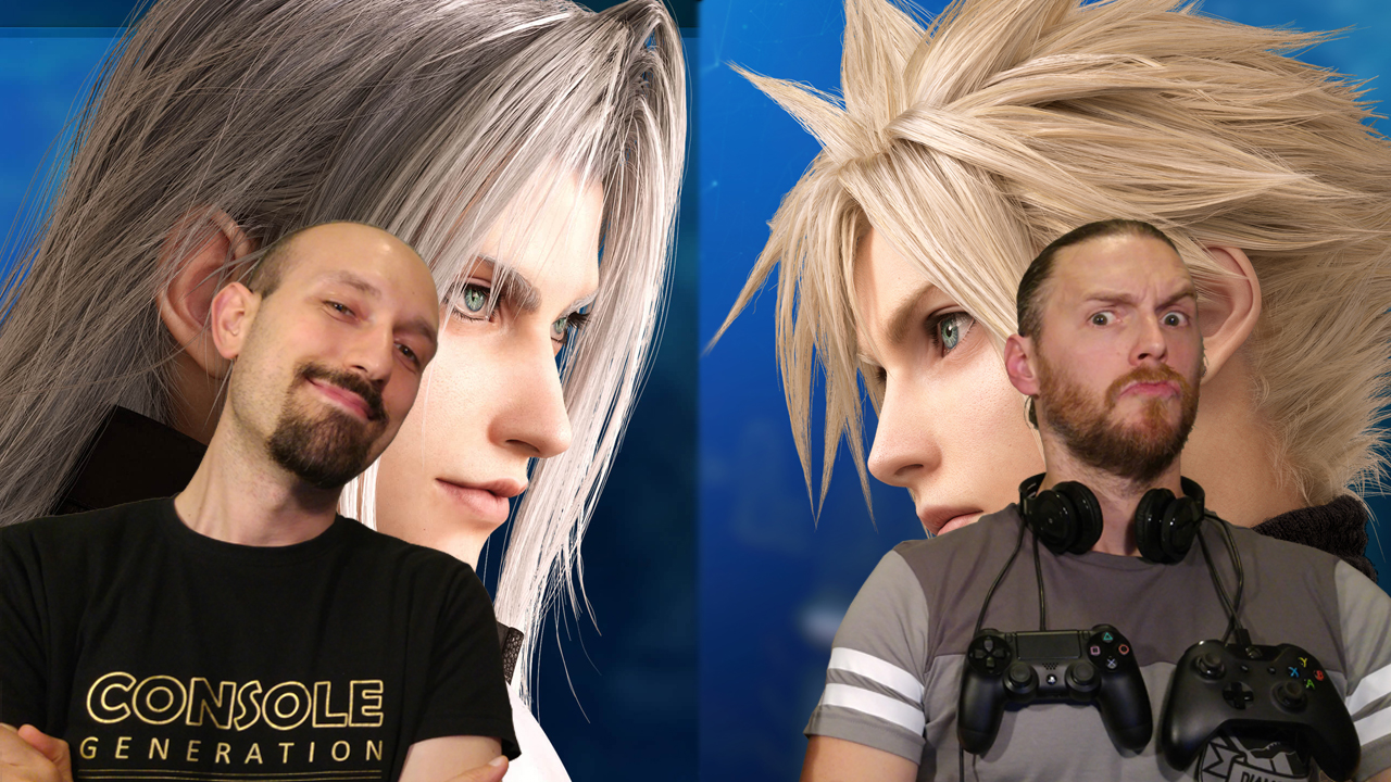 console generation final fantasy vii remake