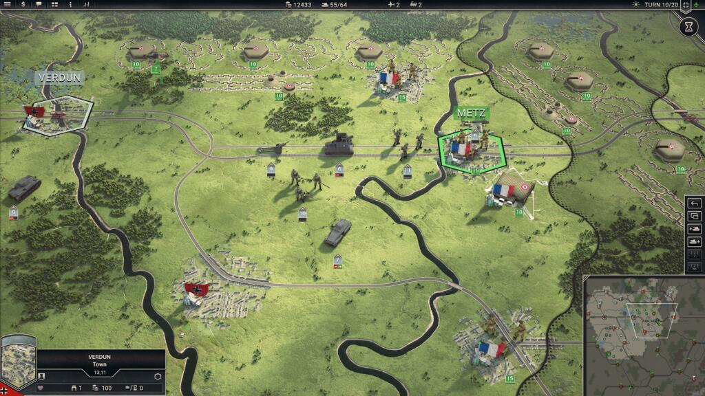 Panzer Corps 2 – Recensione