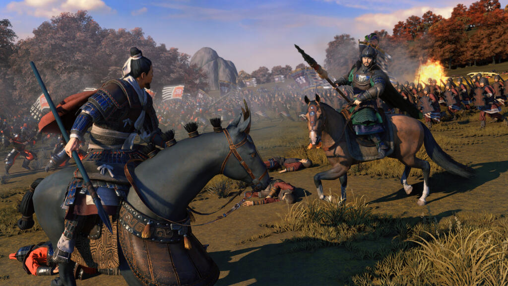 Total War: Three Kingdoms – A World Betrayed – Recensione