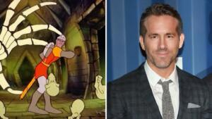 Dragon's Lair, Ryan Reynolds nel film live action tratto dal videogame