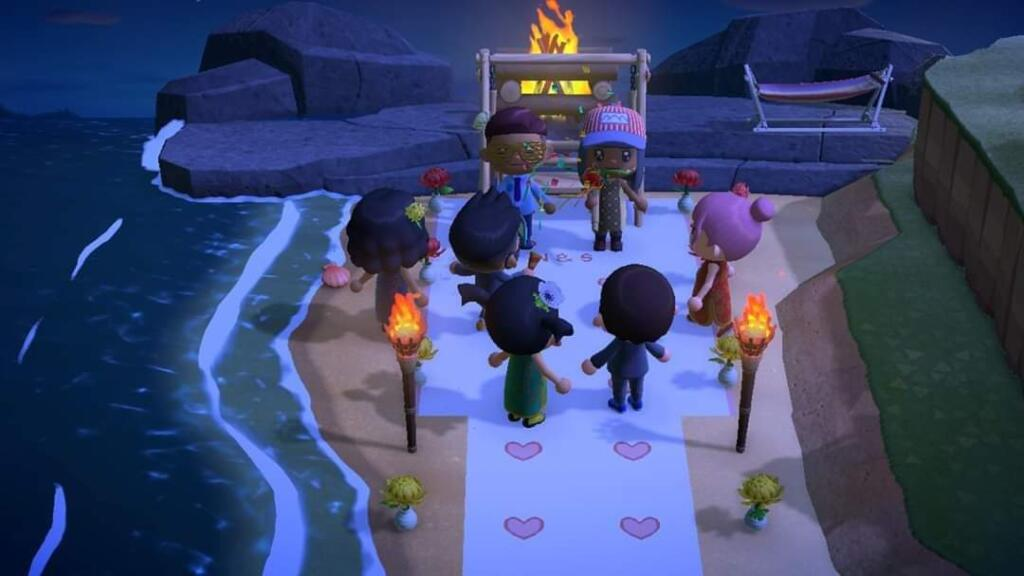 Salta il matrimonio causa COVID-19, ma si sposano su Animal Crossing: New Horizons