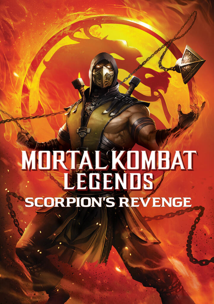 Mortal Kombat Legends: Scorpions's Revenge dal 16 aprile in digitale