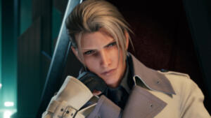 Final Fantasy VII Remake, nuove immagini con Rufus, Palmer, Reeve, Scarlet
