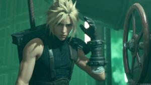 final fantaasy vii remake