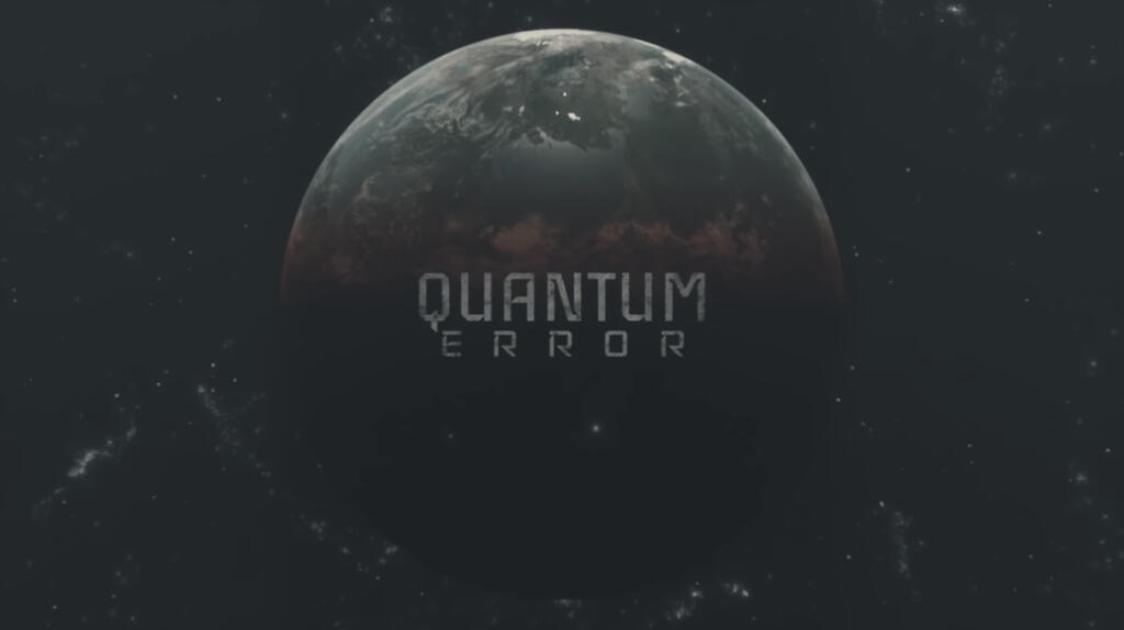 Quantum Error looks like Doom 3 or Dead Space