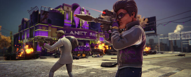 Saints Row The Third Remastered si presenta al pubblico - Anteprima