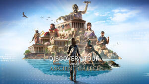 assassin's creed discovery tour ubisoft