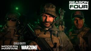 call of duty modern warfare stagione 4