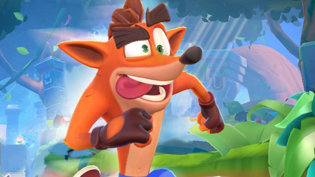 Crash Bandicoot leaked with new design and characters