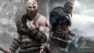 Assassin's Creed Valhalla e God of War si somigliano? Rispondono Ubisoft e Cory Barlog