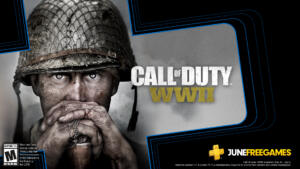 PlayStation Plus, Call of Duty WWII gratis a giugno