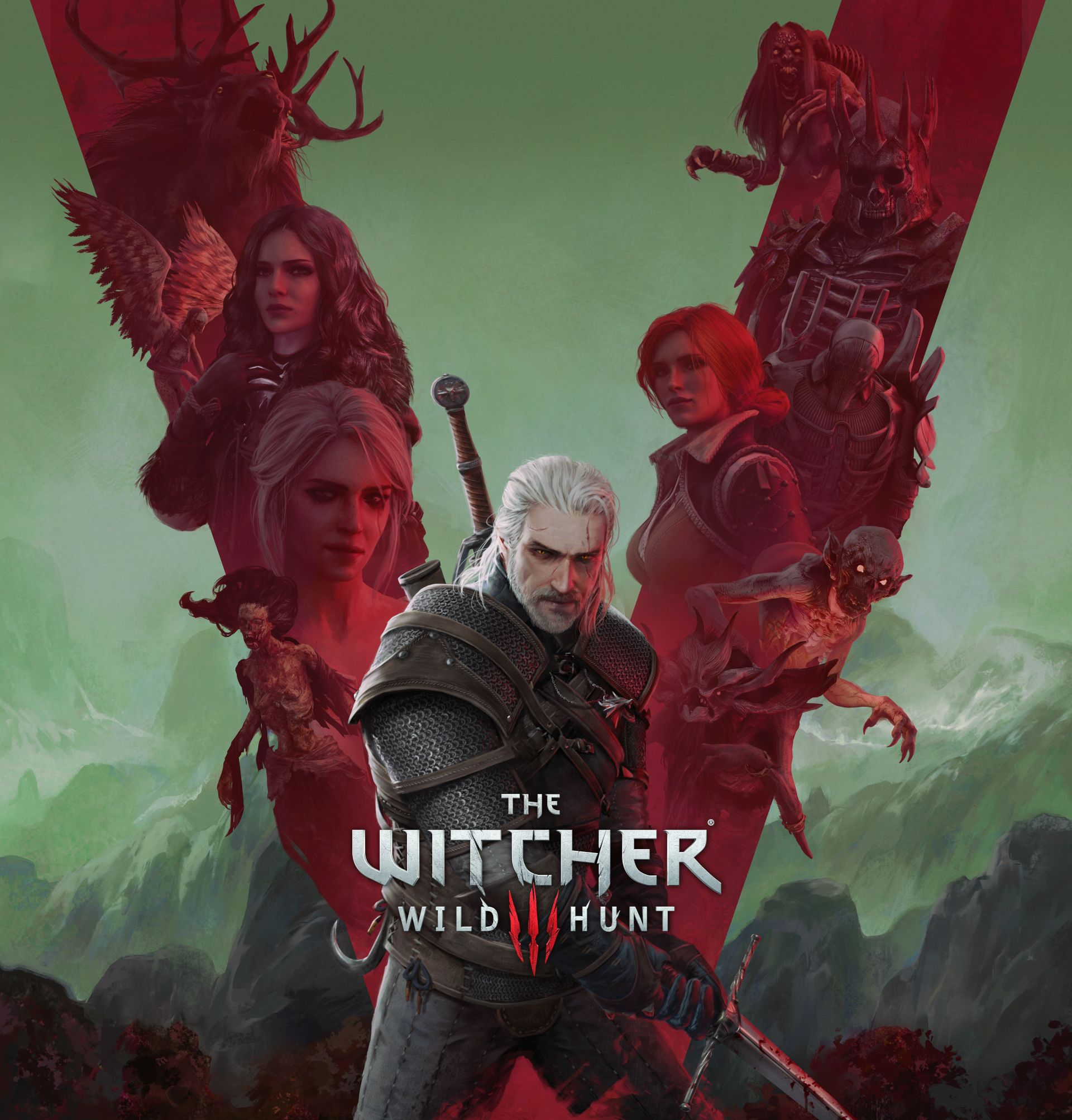 The Witcher 3 turns five, celebrates with discounts and a fantastic artwork