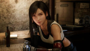 final fantasy vii remake tema tifa