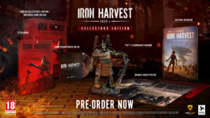 iron harvest 1920+ collector